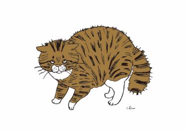 ガグブル猫